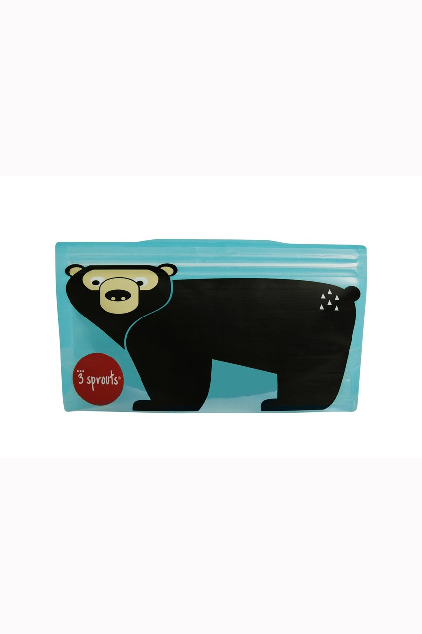 Bear Snack Bag - 2 Pack