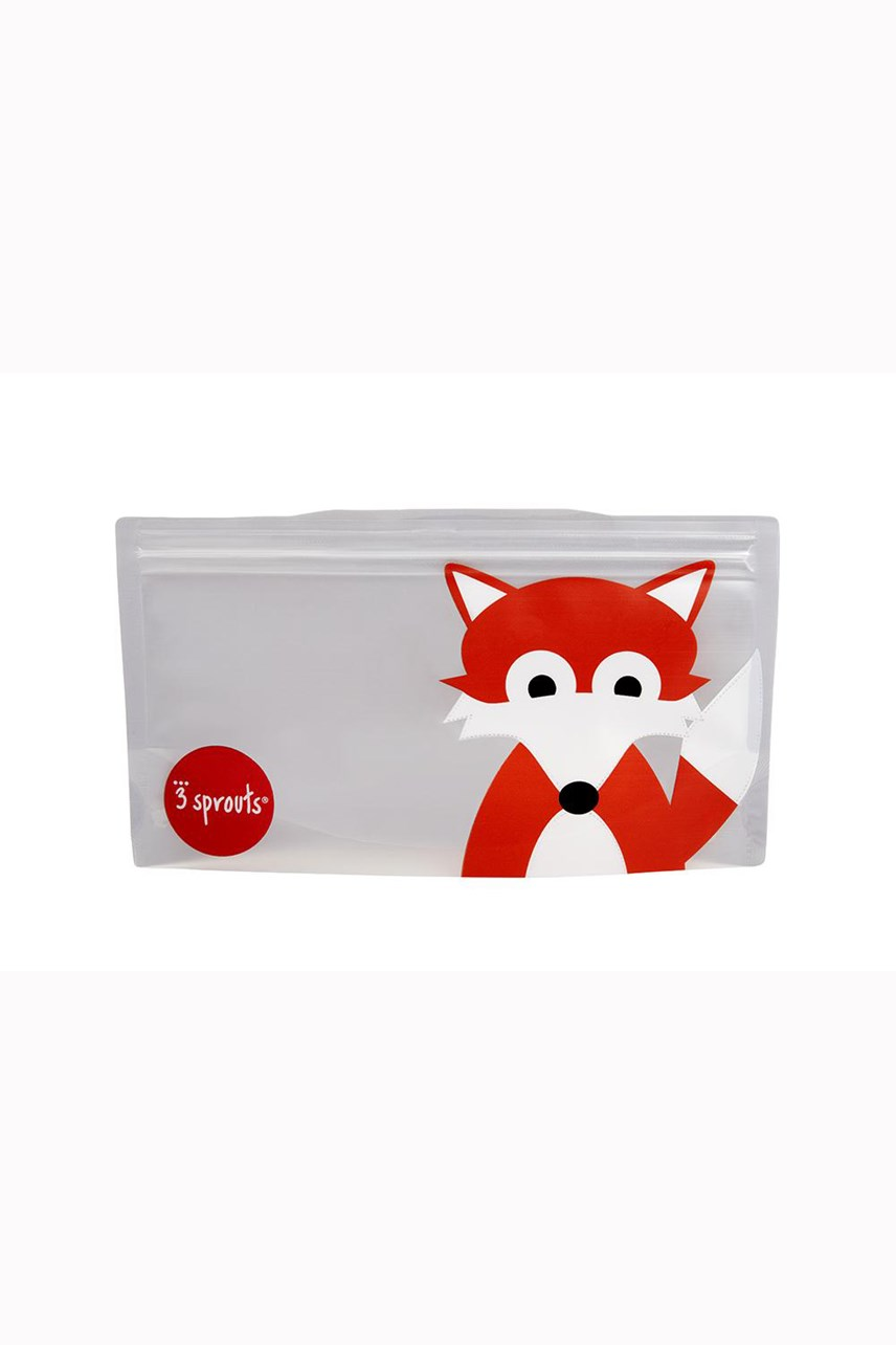 Fox Snack Bag - 2 Pack