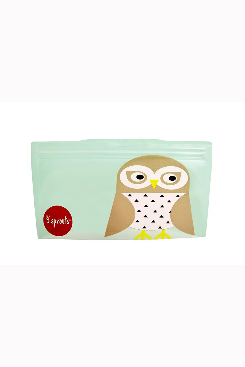 Owl Snack Bag - 2 Pack