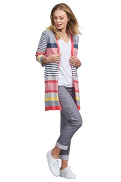 Striped Cardi TROPICANA 1