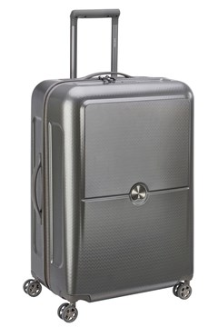 Turenne 70 cm 4 double wheels trolley case SILVER 1