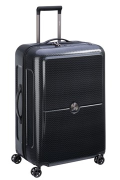 Turenne 75 cm 4 double wheels trolley case BLACK 1