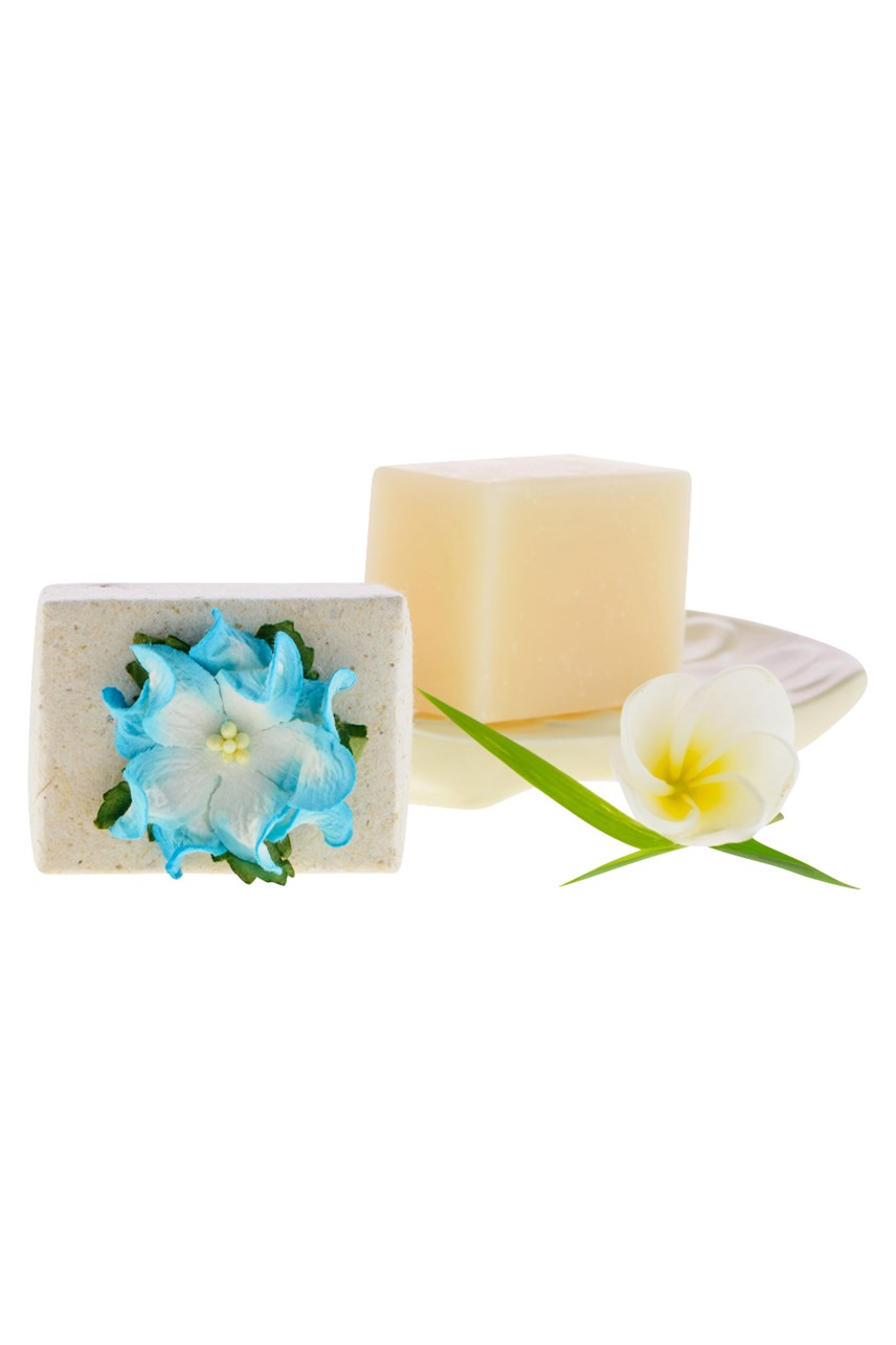 Mini Luxury Soap - Coconut