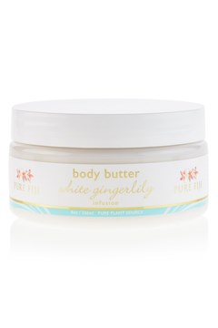 Body Butter - White Gingerlily 1
