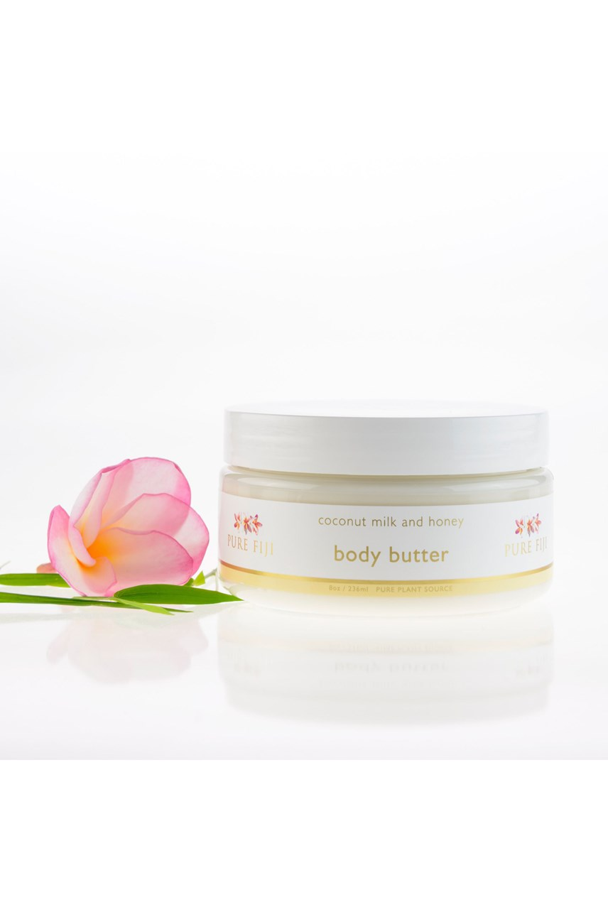 Body Butter - Milk & Honey