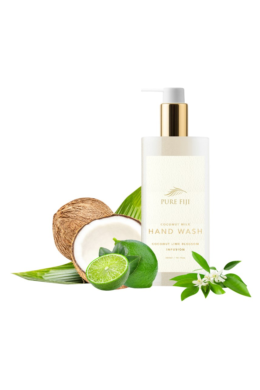 Hand Wash - Coconut Lime Blossom