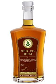 Spiced Rum 1