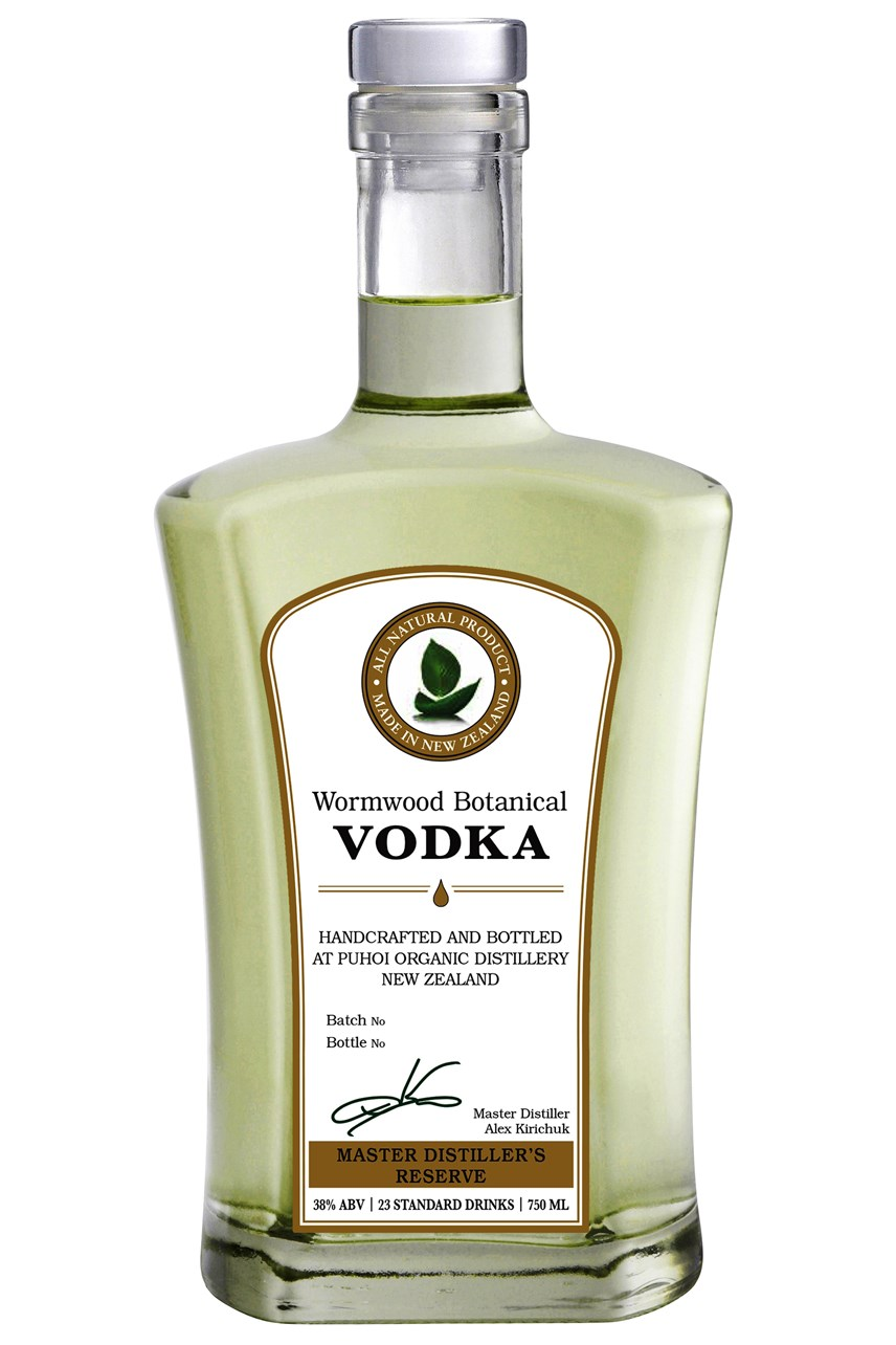 Wormwood Botanical Vodka
