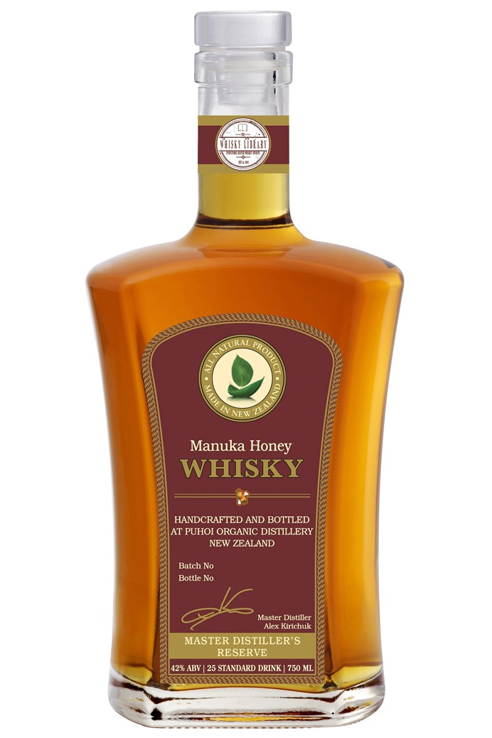 Manuka Honey Whisky