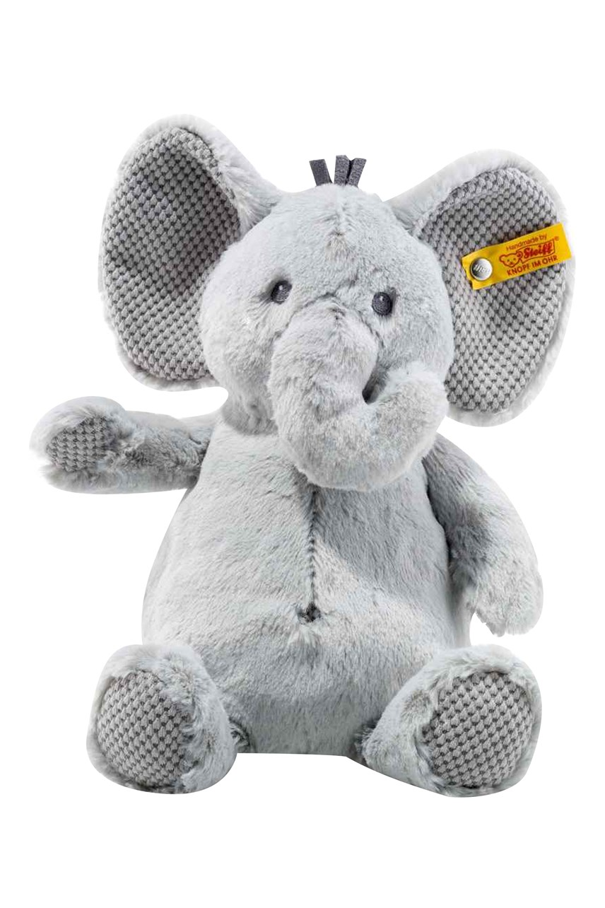 Soft Cuddly Friends Ellie Elephant