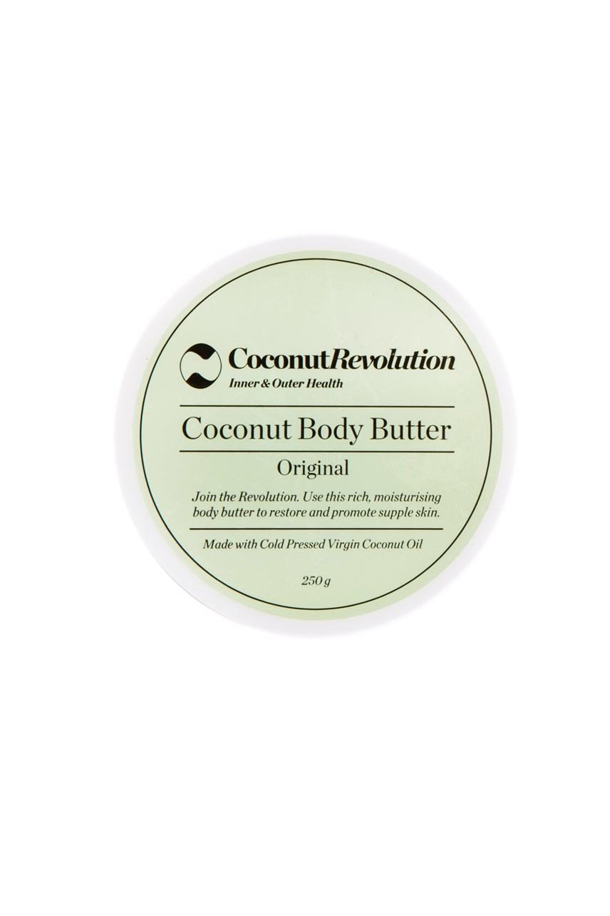 Original Coconut Body Butter