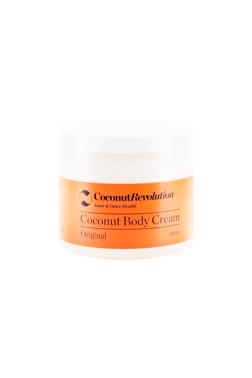 Original Coconut Body Cream
