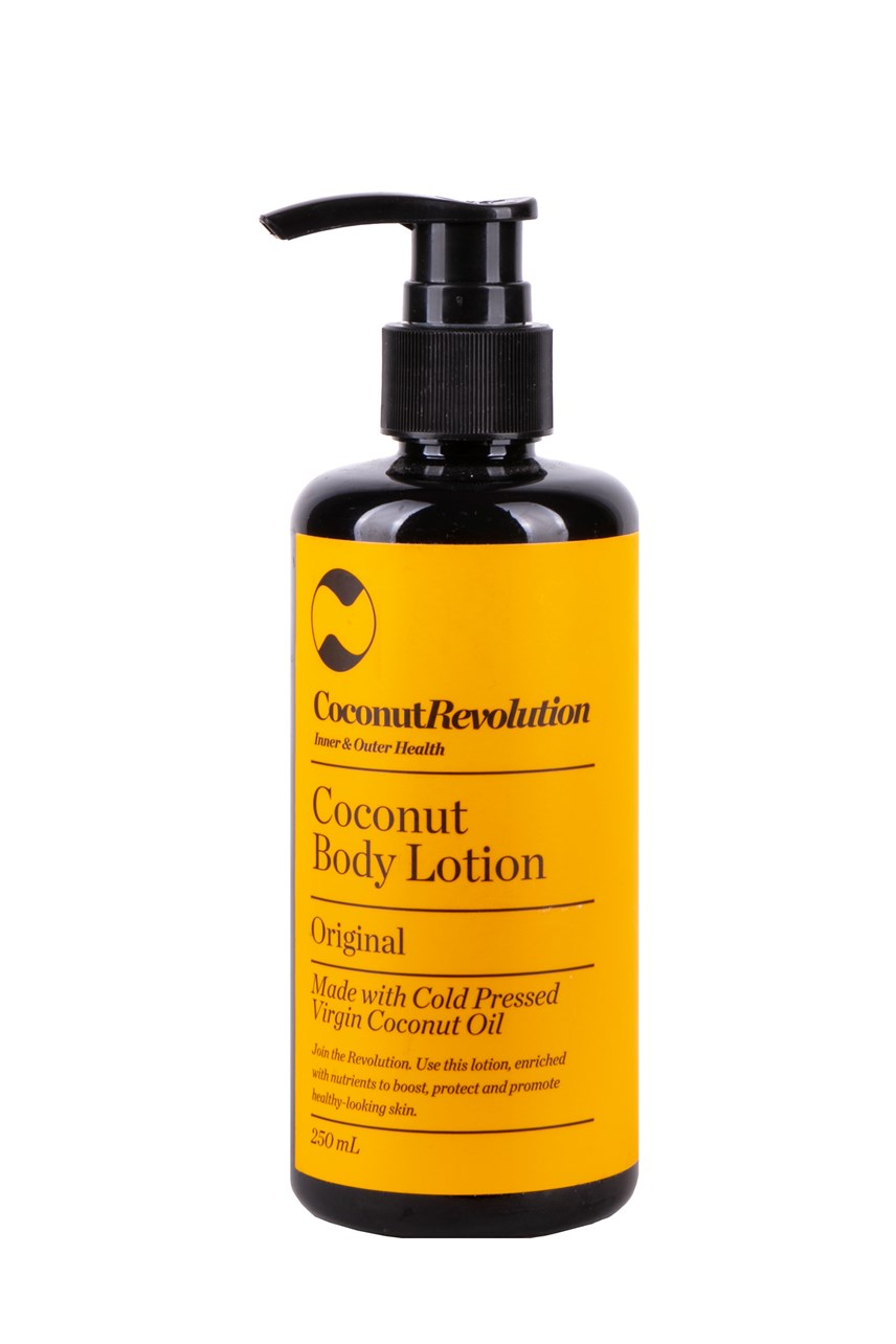 Original Coconut Body Lotion