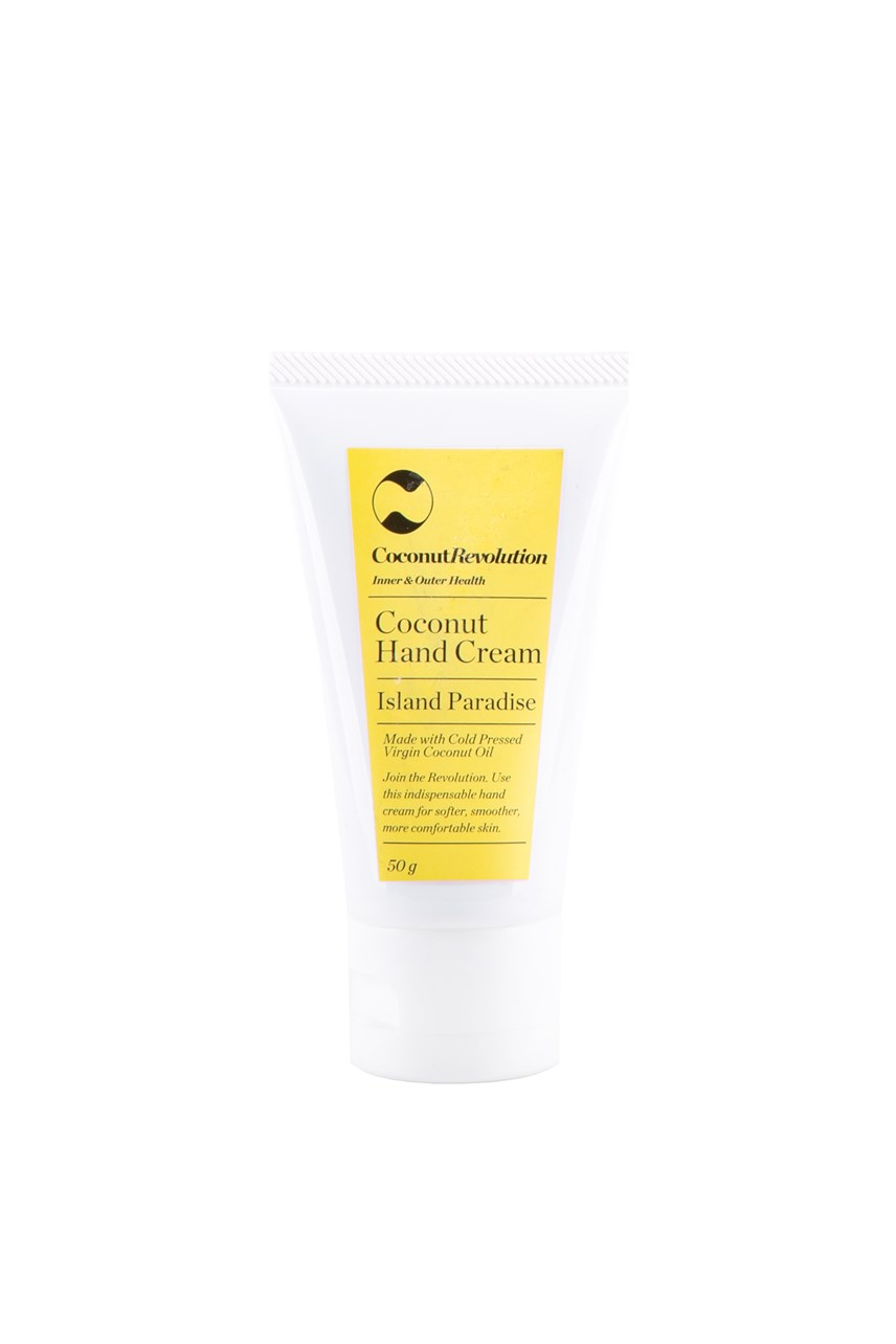 Island Paradise Coconut Hand Cream Travel Size