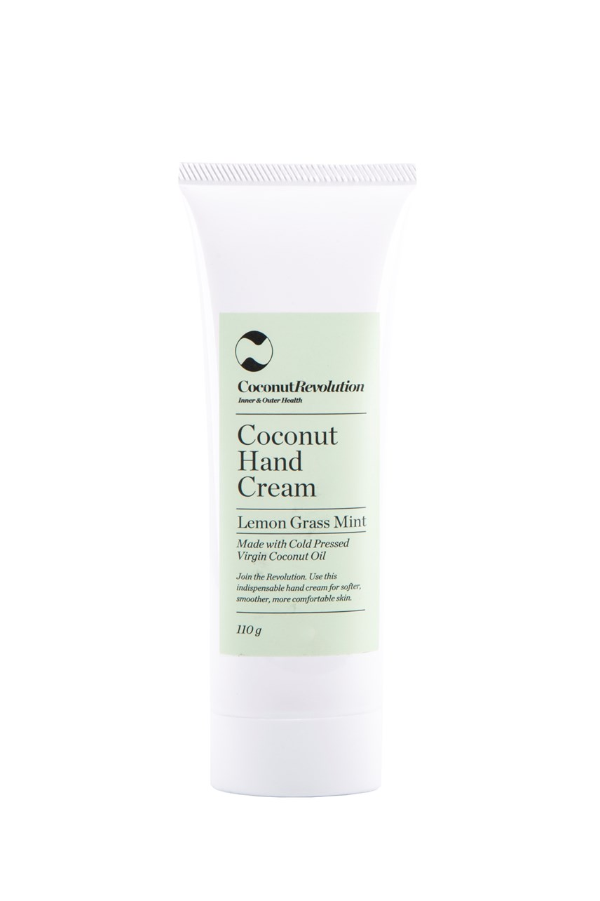 Lemon Grass Mint Coconut Hand Cream