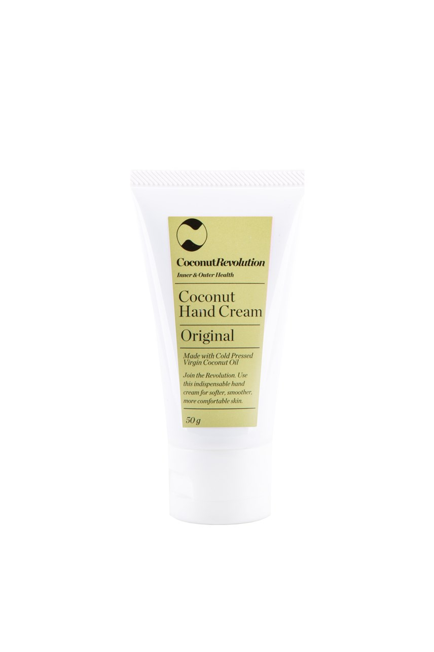 Original Coconut Hand Cream Travel Size