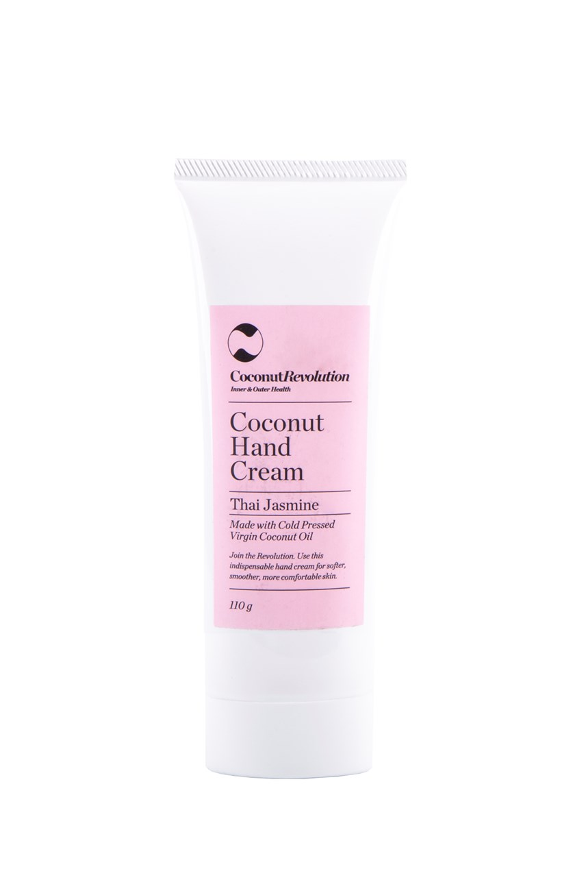 Thai Jasmine Coconut Hand Cream