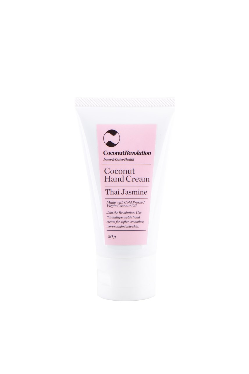 Thai Jasmine Coconut Hand Cream Travel Size