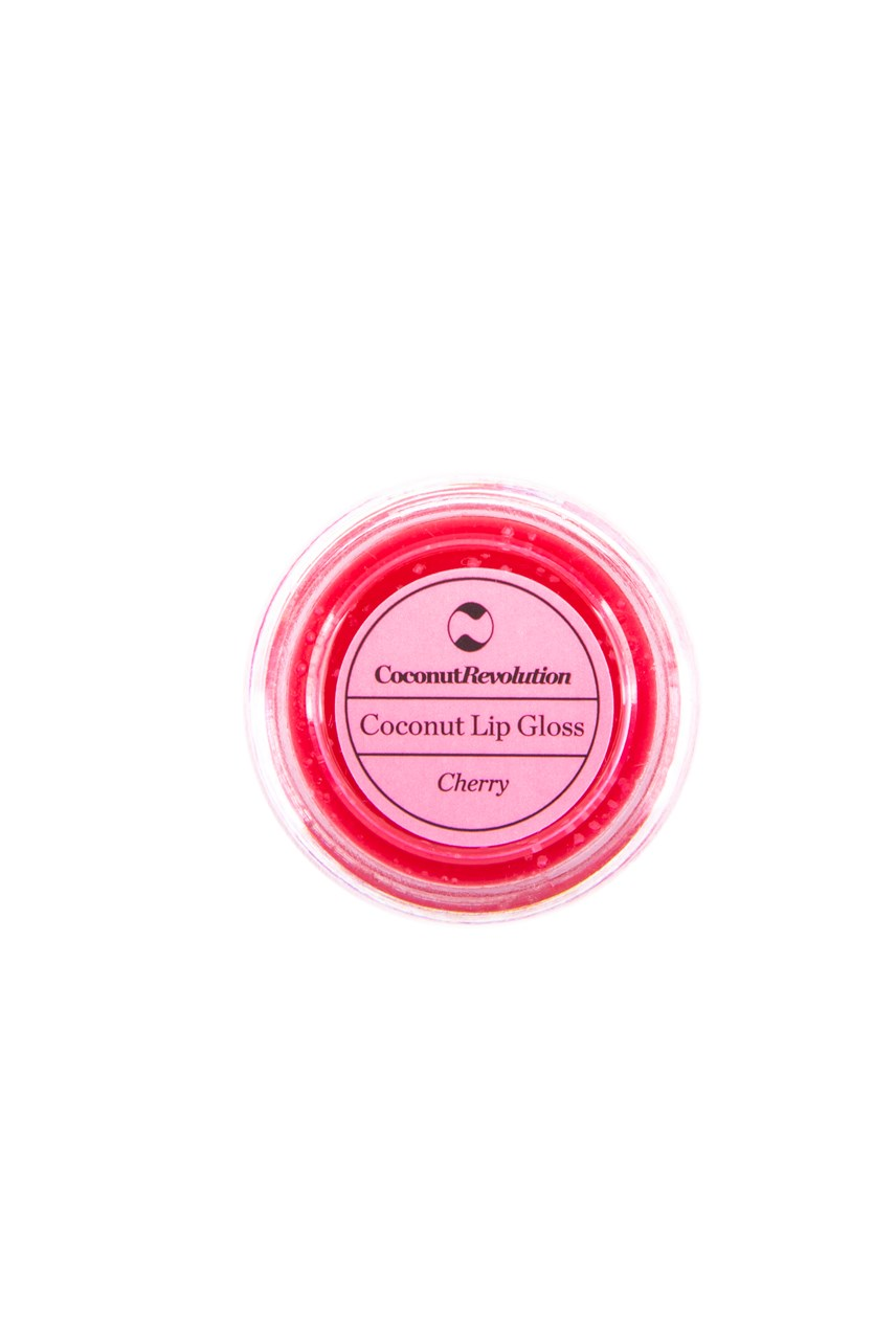 Cherry Coconut Lip Gloss