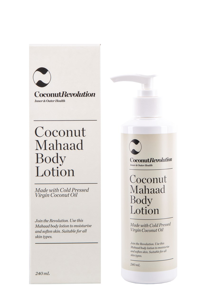 Coconut Mahaad Body Lotion
