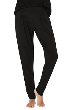 Downtime Lounge Pant BLACK 1