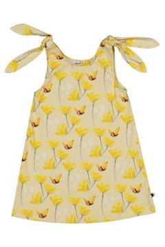 Meadow Tie Dress YELLOW 1