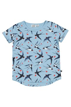 Swallows Tee BLUE 1