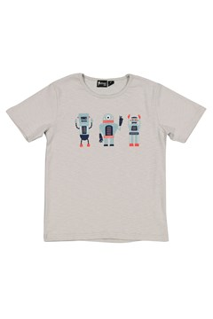 The Future Is Radicool Tee GREY 1