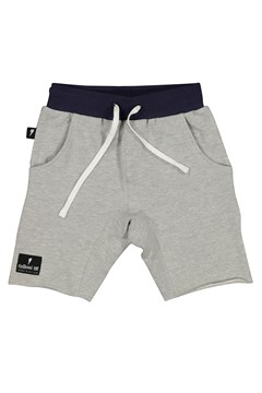 Peace Robot Short GREY 1