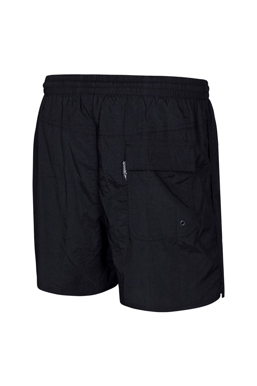 Solid Leisure Swim Short