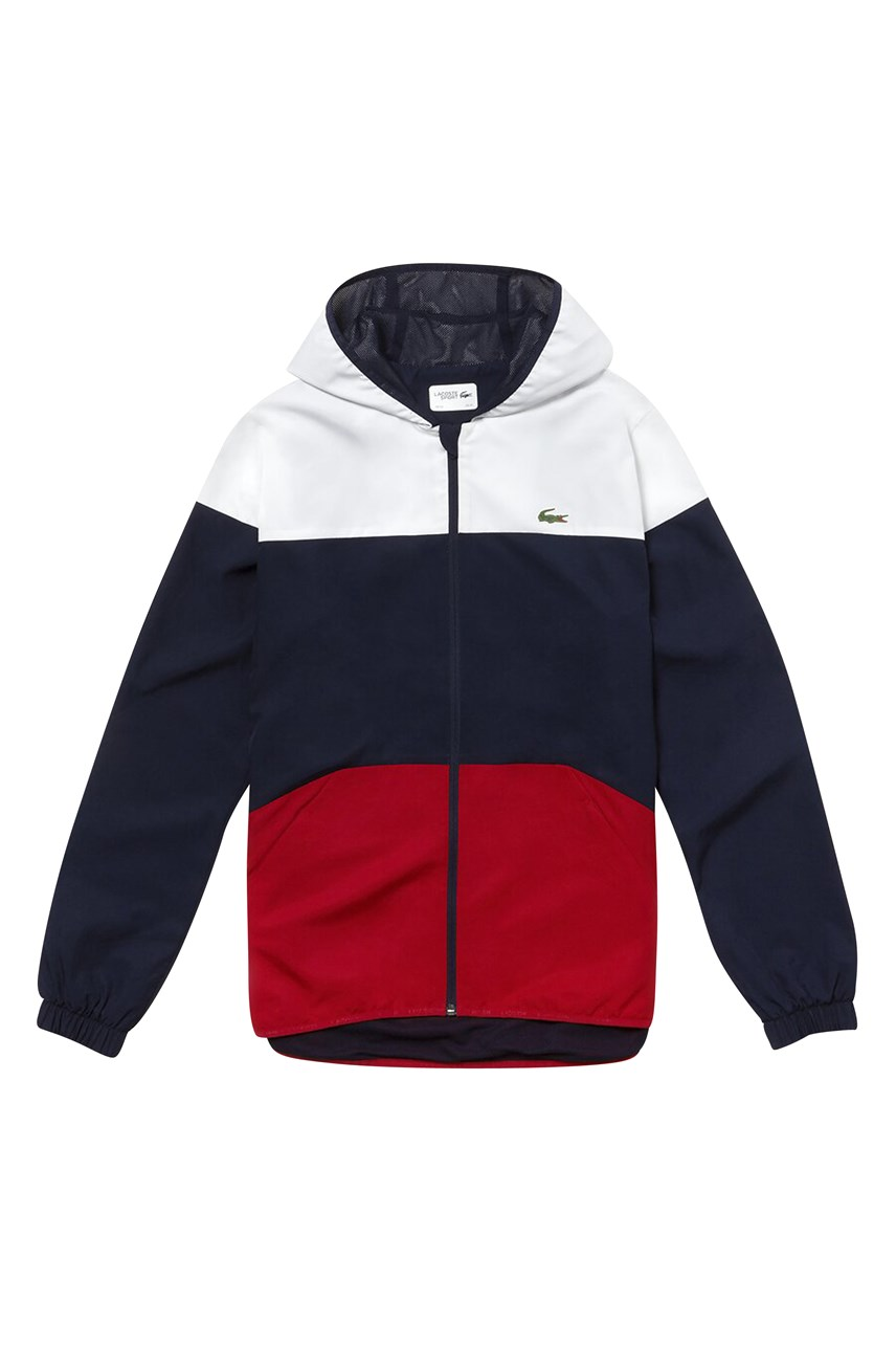 Colourblock Sport Tennis Jacket