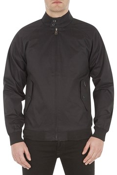 New Classic Harrington Jacket BLACK 1