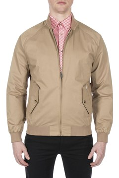 New Classic Harrington Jacket SAND 1