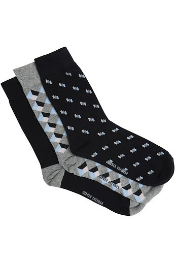 Charter Party 3-Pack Socks