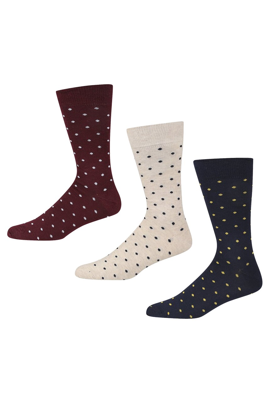 Candy Ride 3-Pack Socks