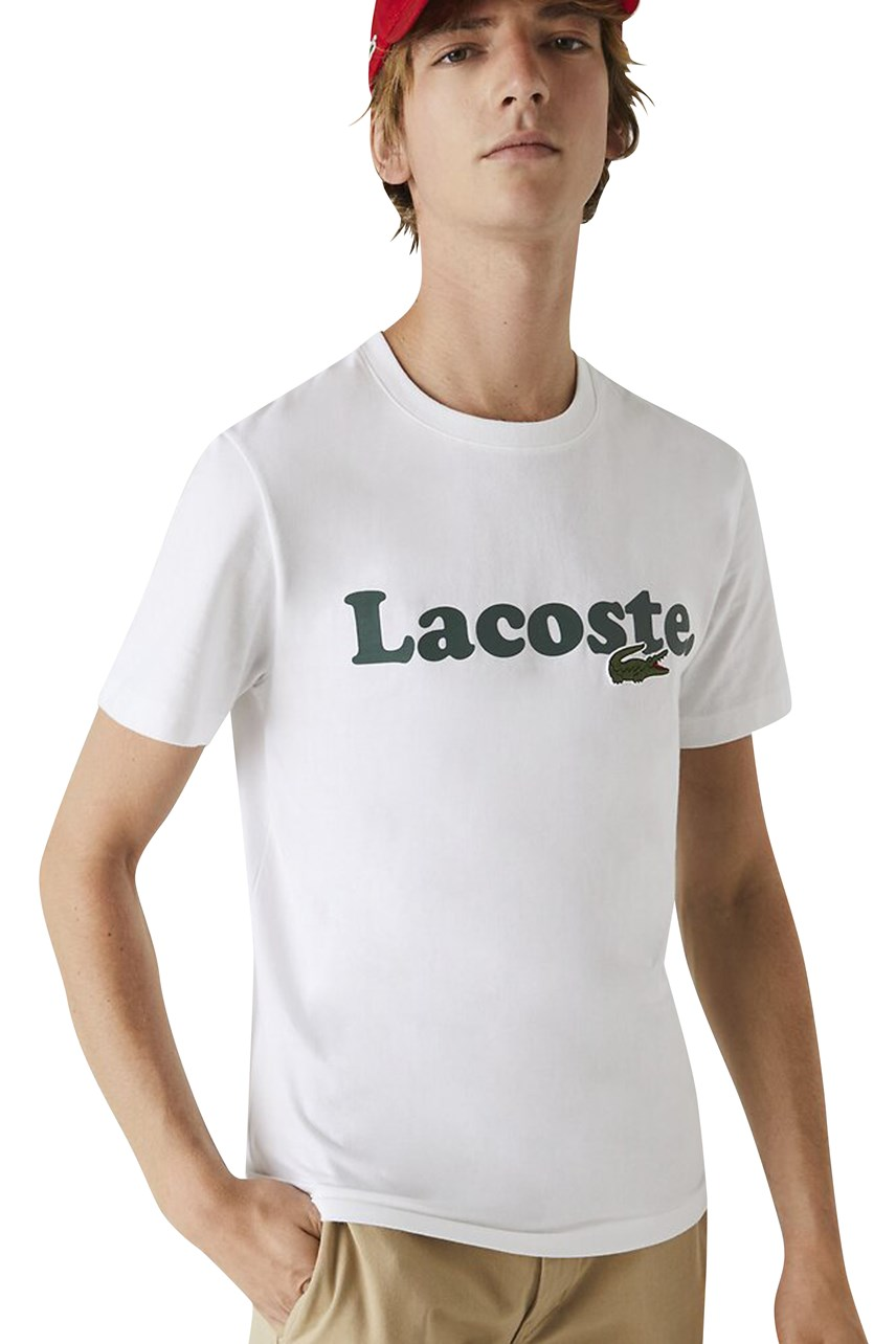 Lacoste And Crocodile T-Shirt