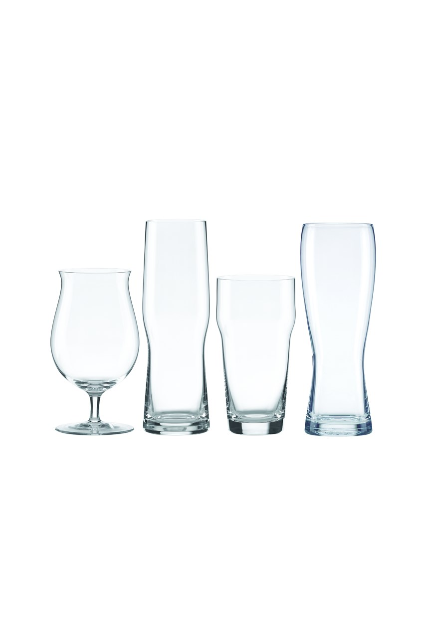 'Tuscany' Craft Beer Glass Set of 4