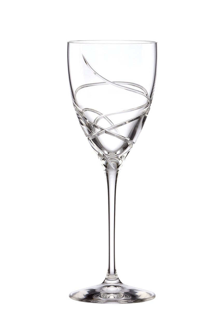 'Adorn' Wine Glass