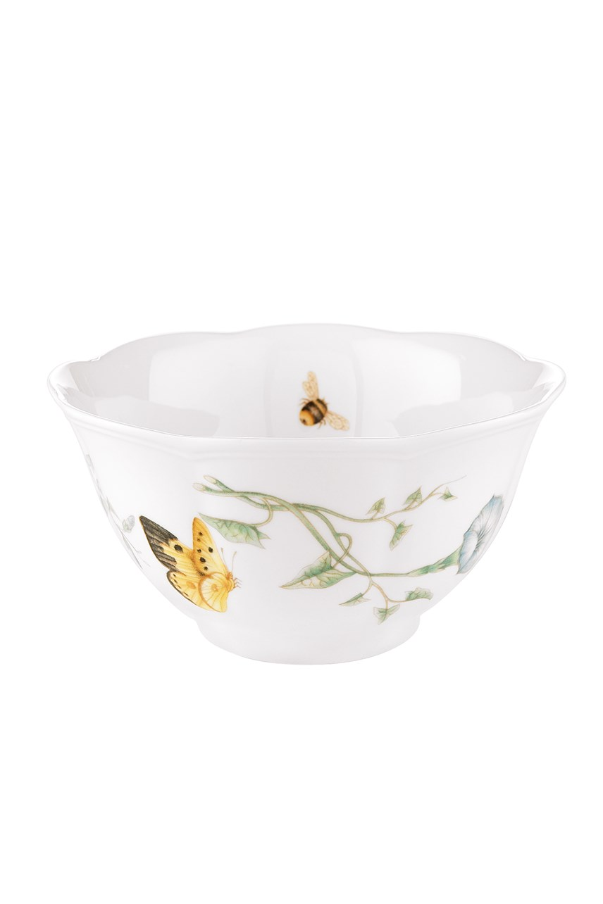 'Butterfly Meadow' Rice Bowl