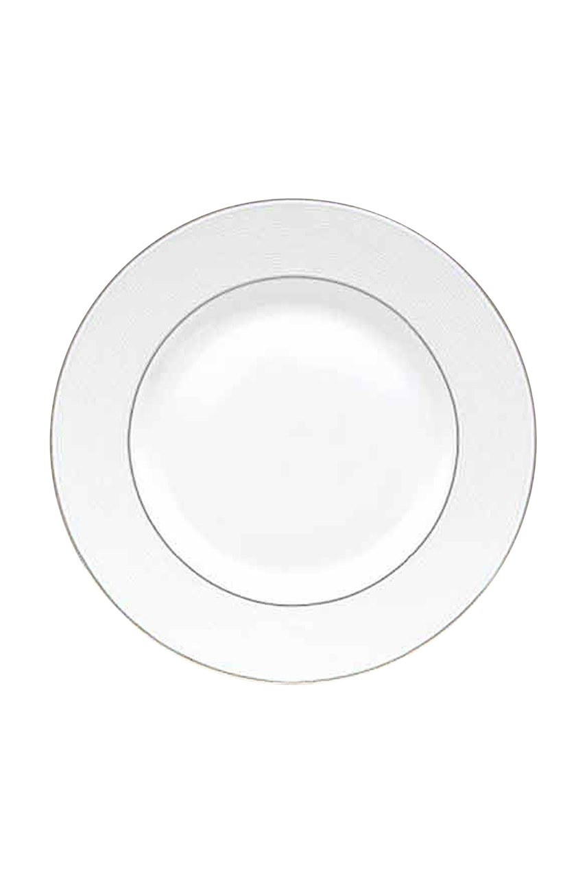 'Opal Innocence Stripe' Dinner Plate