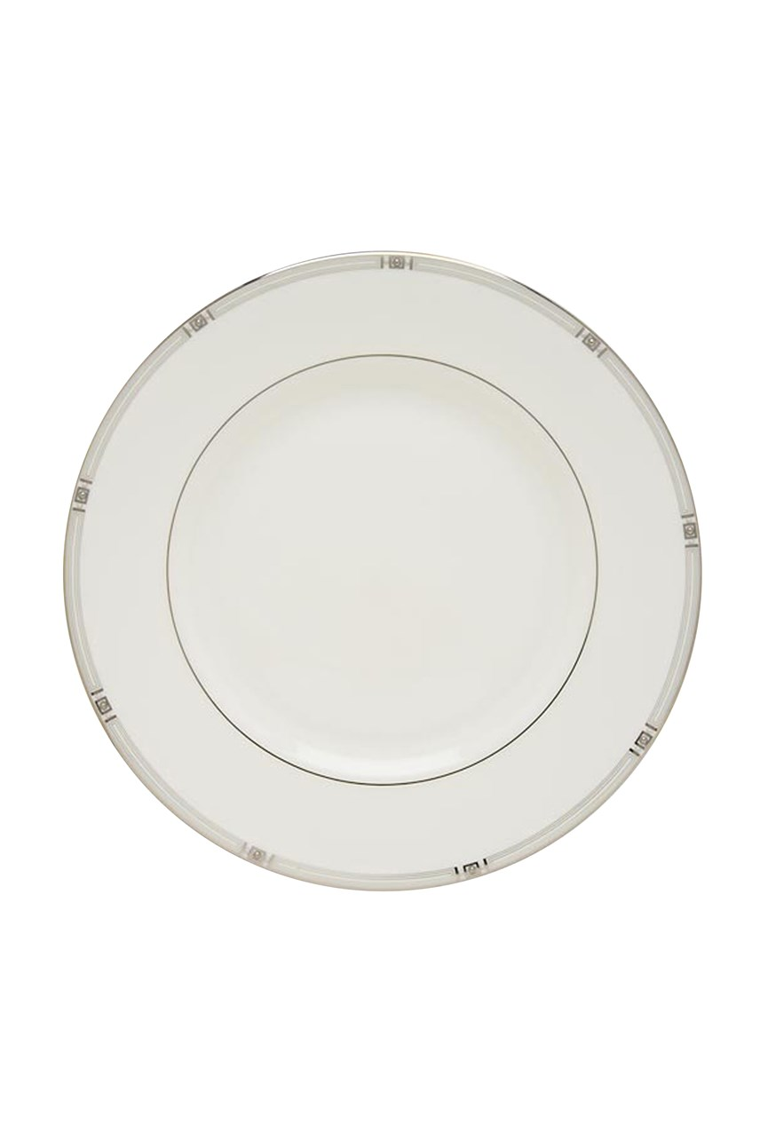'Westerly Platinum' Dinner Plate