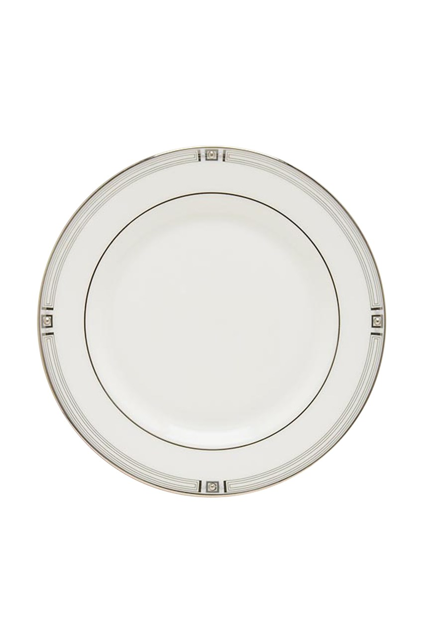 'Westerly Platinum' Side Plate
