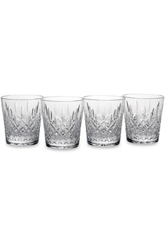 Hamilton Crystal DOF Set of 4 1