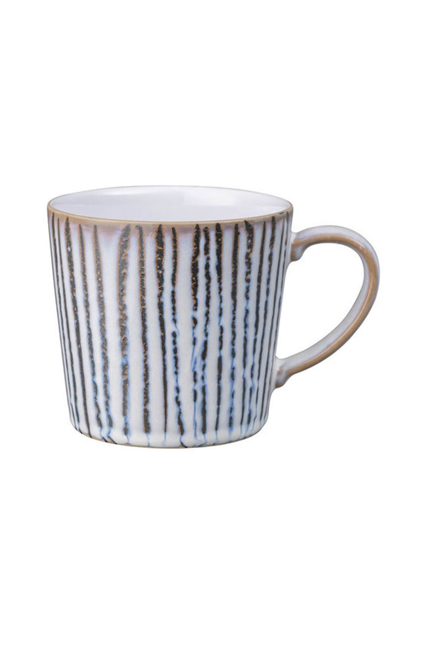 Light Grey Vertical Mug