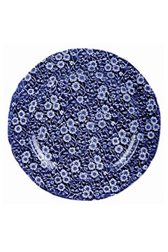 'Blue Calico' Plate 21.5cm BLUE 1