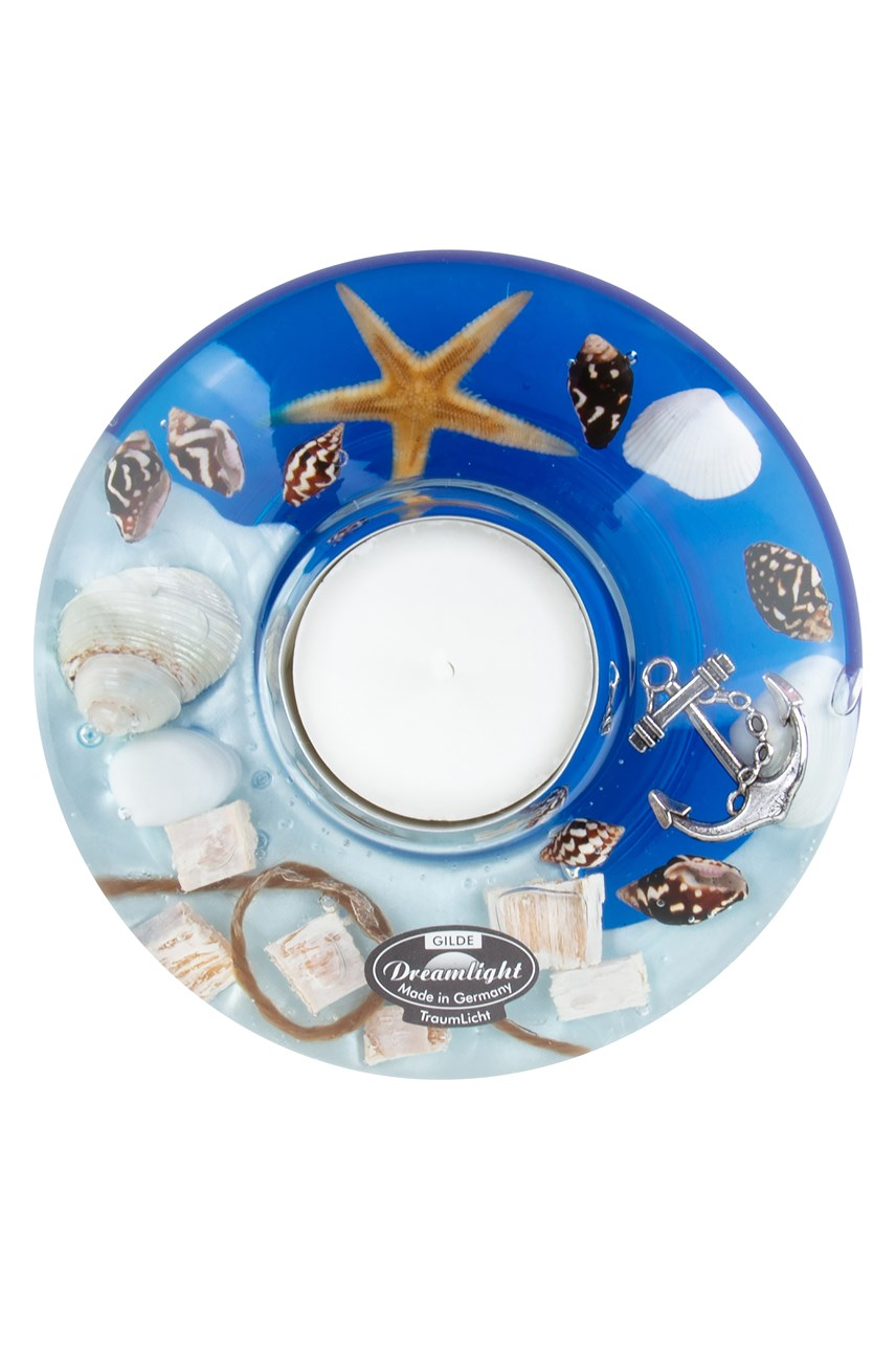 Ocean Tealight Holder