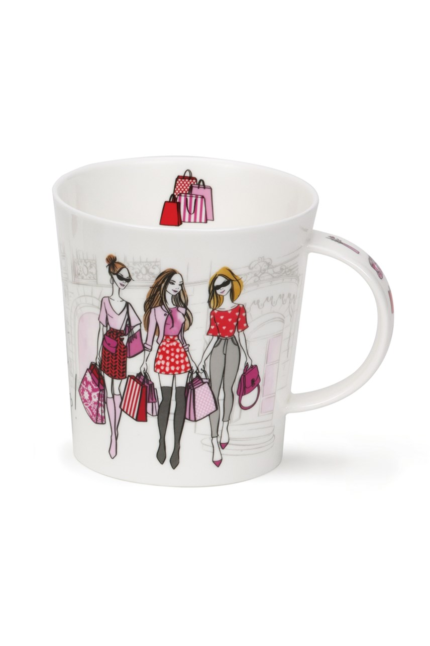 Lomond Girls Shop Mug