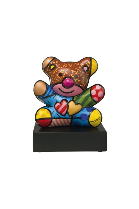 Britto Pop Art Truly Yours Figurine - Small -