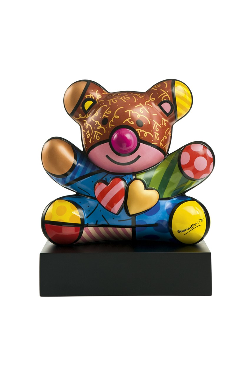 Britto Pop Art Truly Yours Figurine - Large