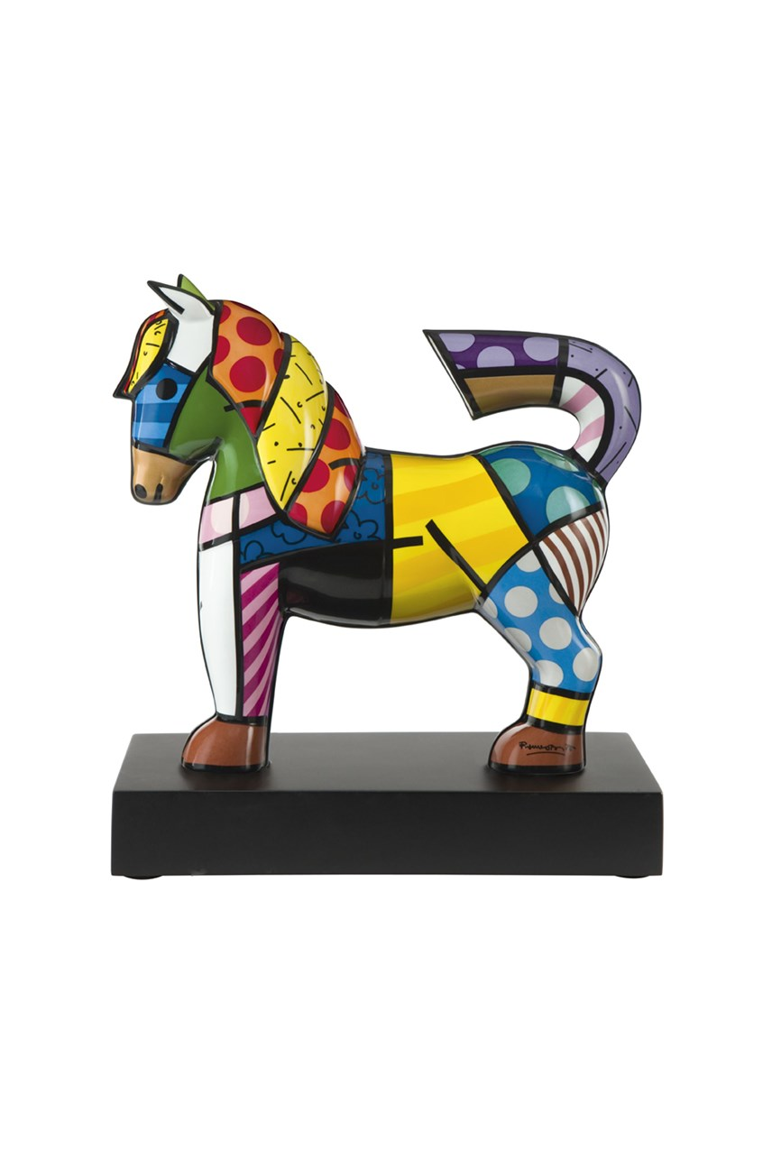 Britto Pop Art Dancer Figurine - Large